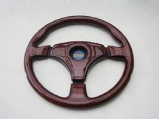 Steering Wheel Hard Wood